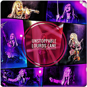 Unstoppable by Lourds Lane